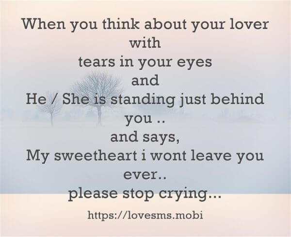 20 Sad Tears Quotes with Images – Love Messages